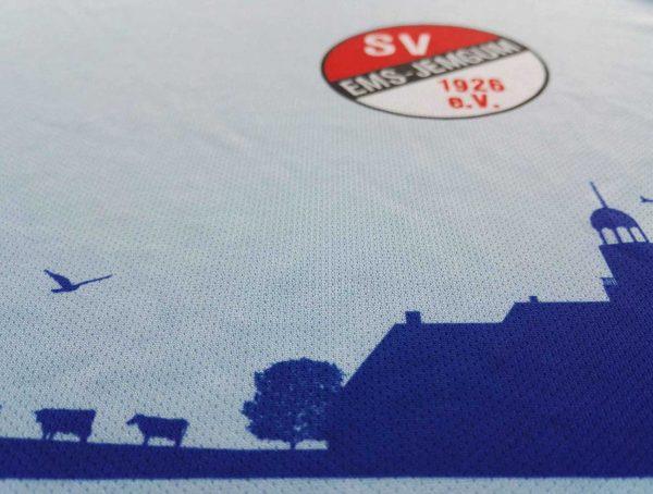 Sublimationsdruck SV Jemgum