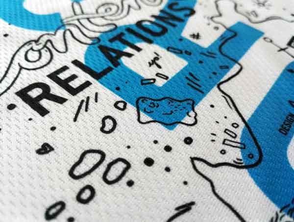 Textil-Sublimationsdruck von textilekonzepte GmbH